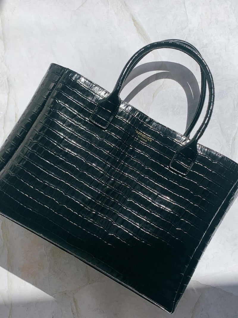 Naked Vice The Cher Croc Tote | Perlu