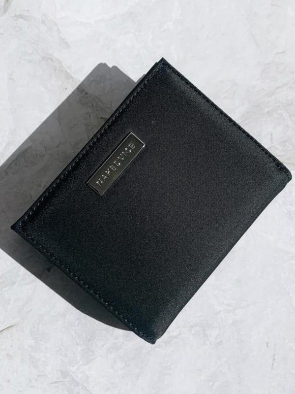 Naked Vice | The Polly Wallet - Black | Perlu