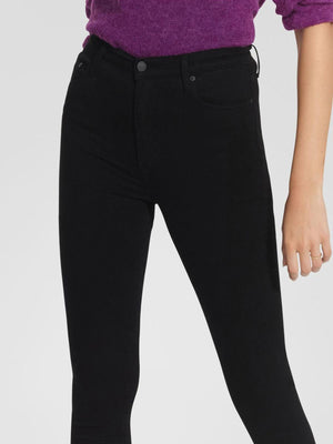 Nobody Denim | Siren Skinny - Powerblk | Perlu