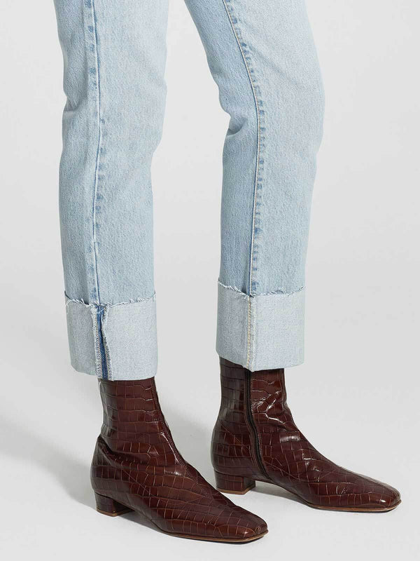 Bessette Jean Cuffed - Revived Jeans Nobody Denim