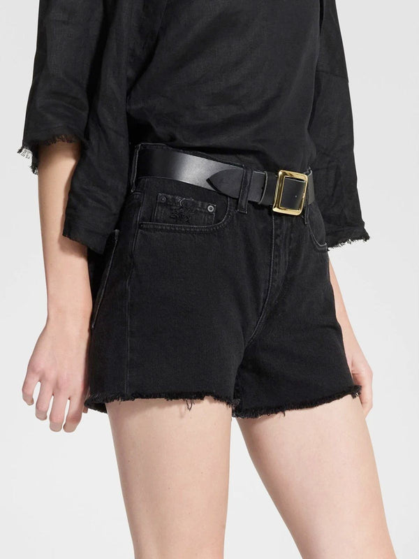 Nobody Denim I HighBoy Short - Allnight I Perlu