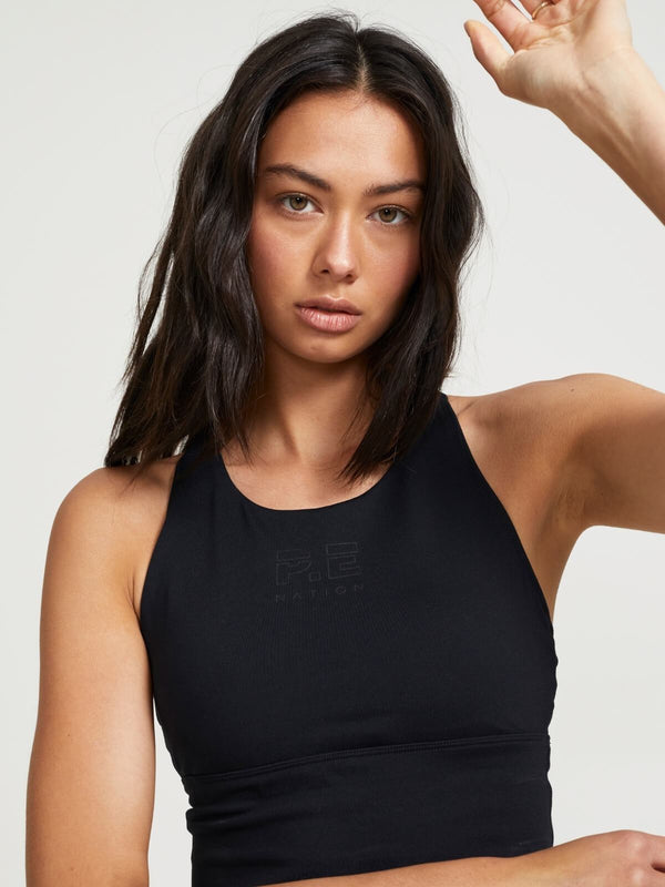 P.E Nation Base Load Sports Bra | Perlu