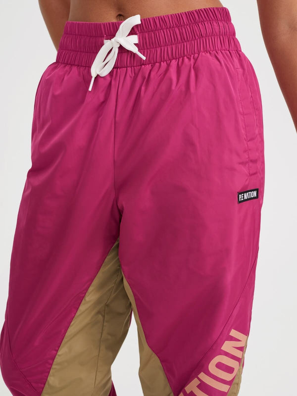 P.E Nation Box Out Pant Cactus Flower | Perlu