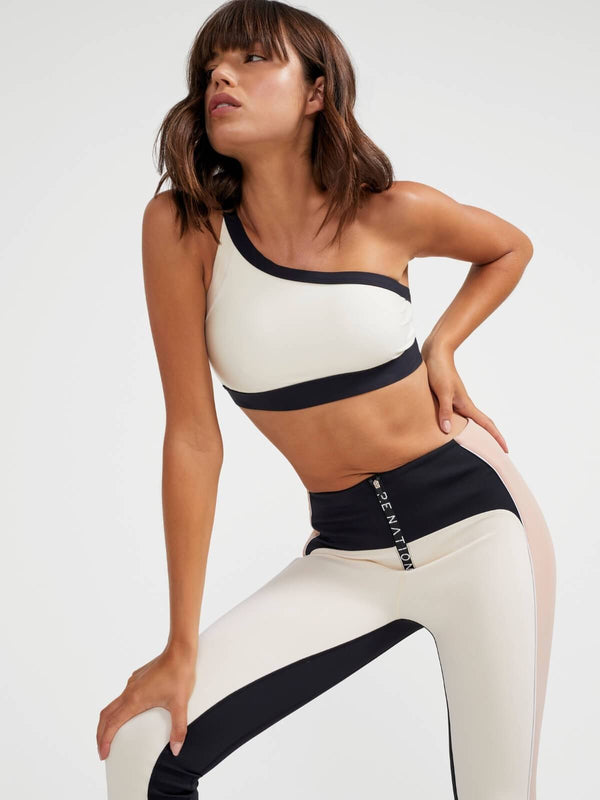 P.E Nation In Swing Sports Bra | Perlu