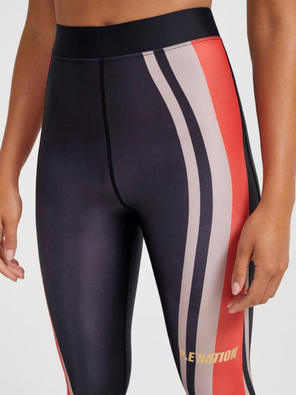 P.E Nation Pace Change Legging | Perlu
