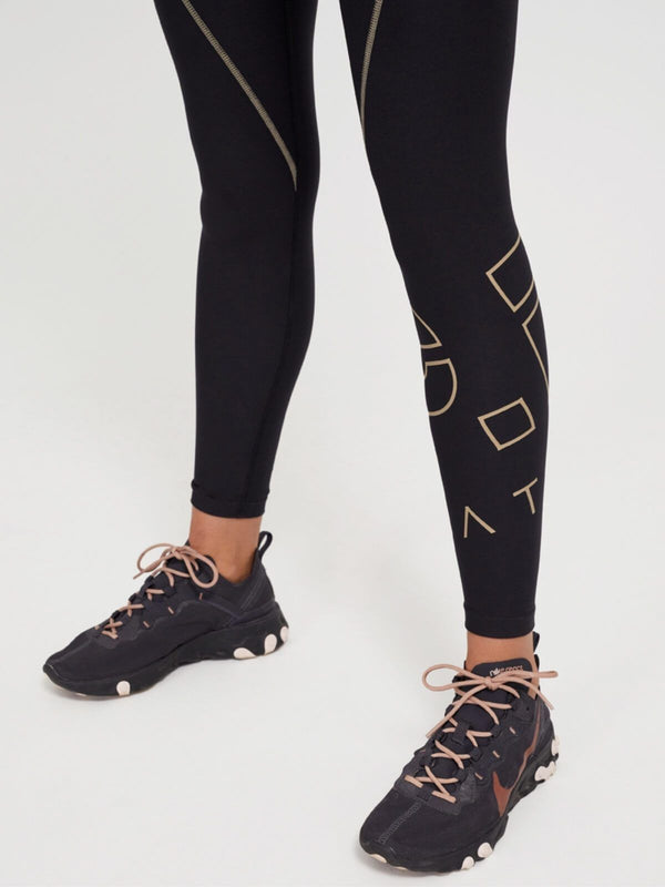 Point Race Legging Activewear P.E Nation