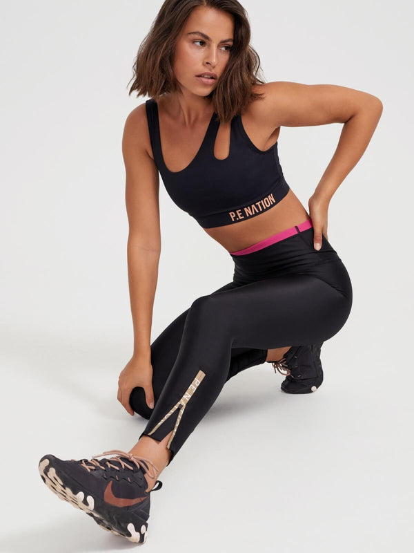Steady Run Legging Activewear P.E Nation