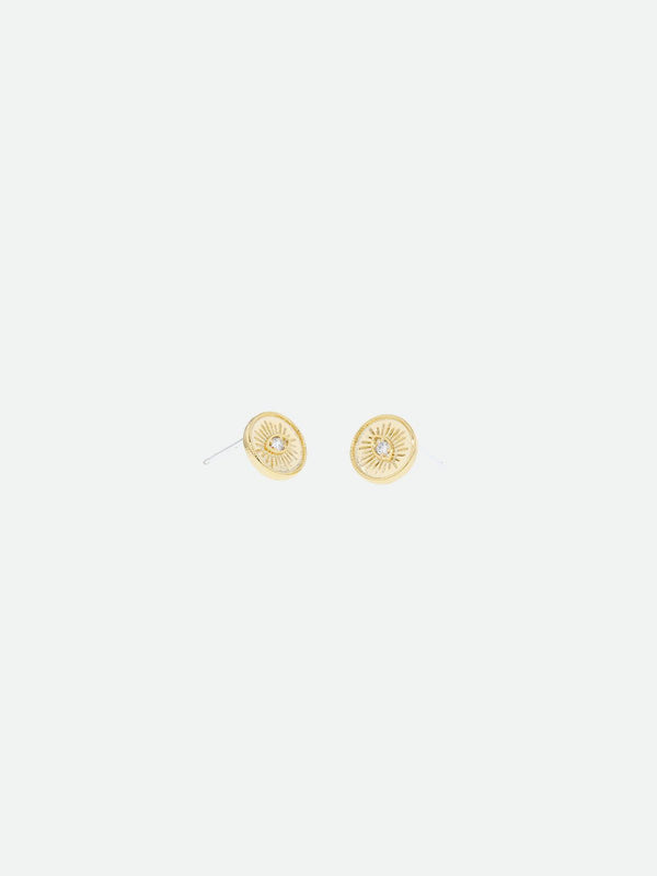 Jolie & Deen Emilia Eye Earrings | Perlu