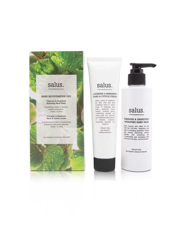 Salus Body | Hand Rejuvenation Duo (Set) | Perlu