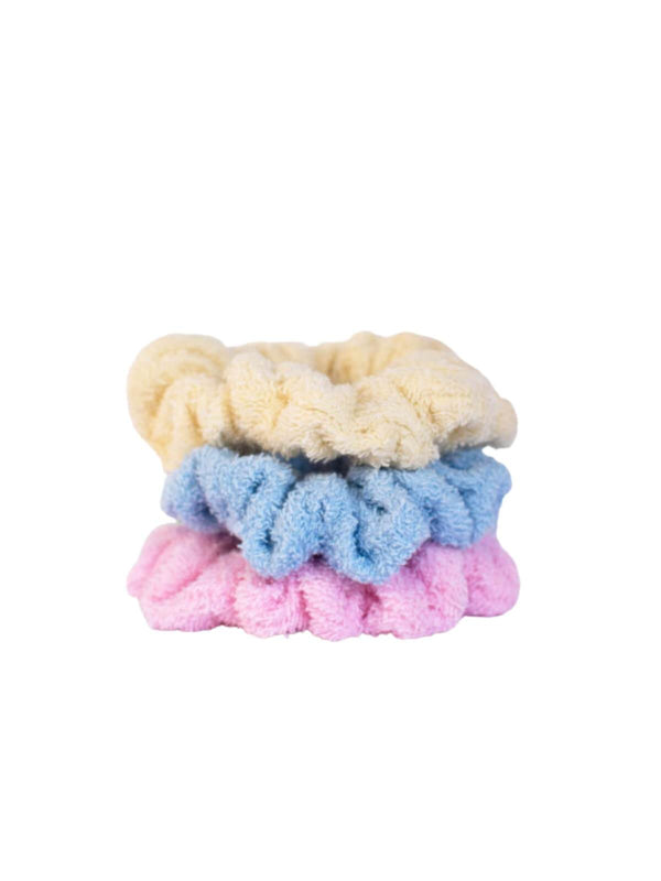 Senso Terry Towelling Scrunchie Pack - Baby | Perlu