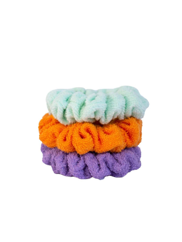 Senso Terry Towelling Scrunchie Pack - Miami | Perlu