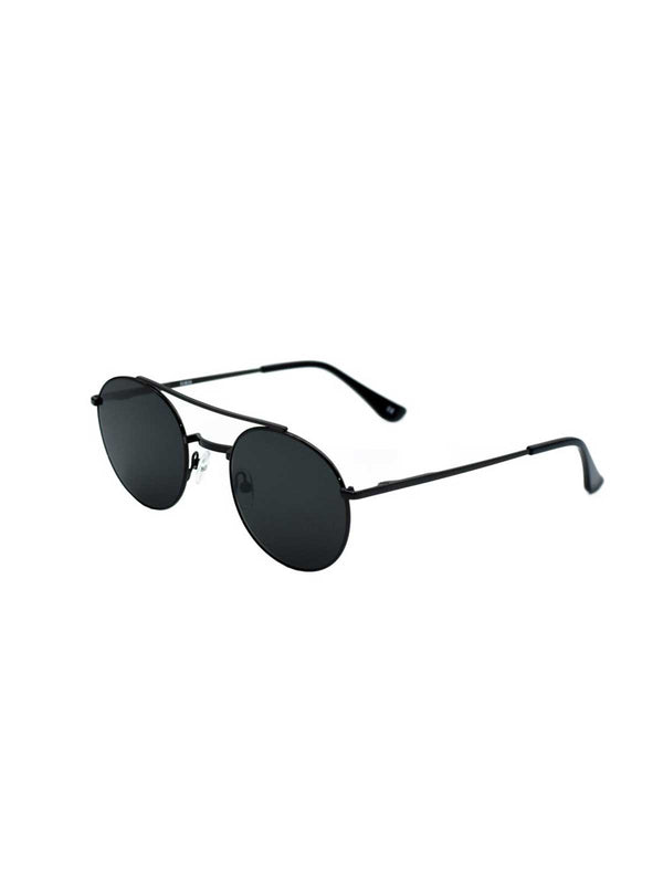 Shevoke Damon Sunglasses Jet Black | Perlu