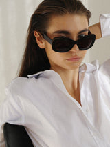 Devon - Black Minx Sunglasses Shevoke