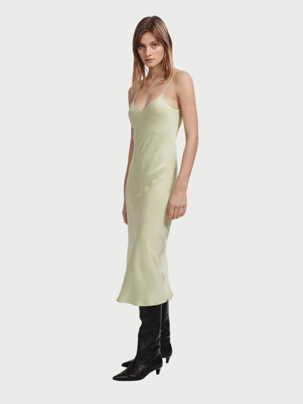 90's Silk Slip Dress - Luminary Dresses & Jumpsuits Silk Laundry