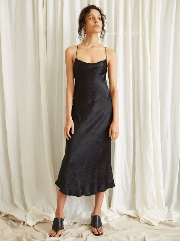 Third Form Waters Edge Bias Slip Dress | Perlu