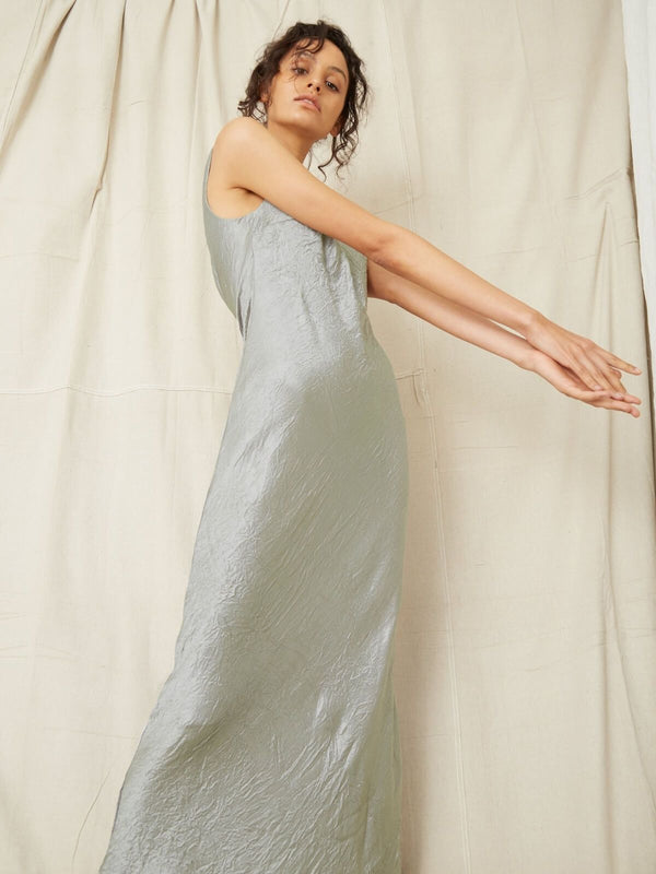 Waters Edge Tank Maxi - Sage Dresses & Jumpsuits Third Form