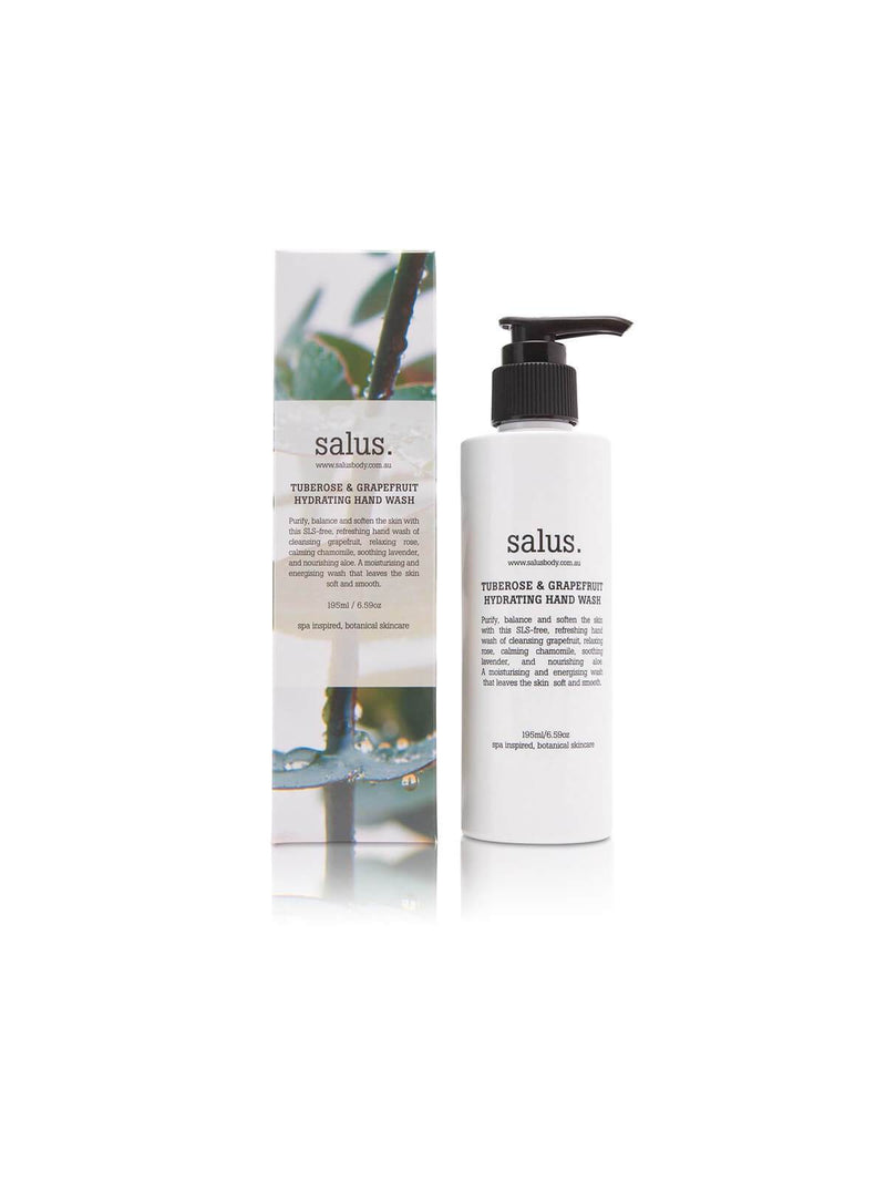 Tuberose & Grapefruit Hydrating Hand Wash - 195ml