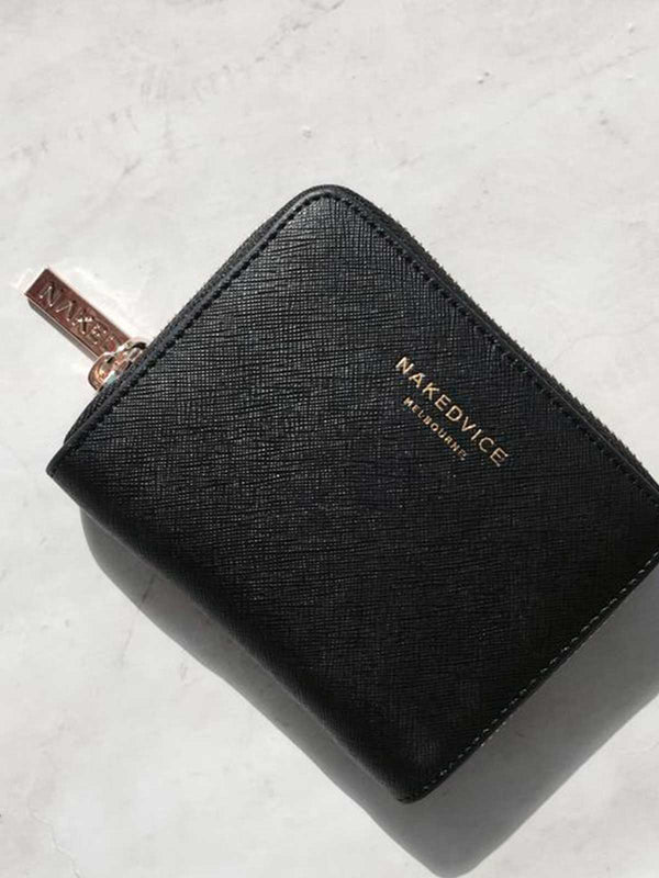 Naked Vice Yan Wallet Gold | Perlu