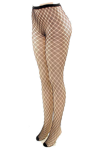 Temptress Fishnet Stockings