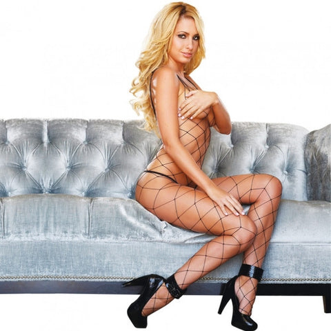 Fencenet Bodystocking - Pole Beauties and Beasts