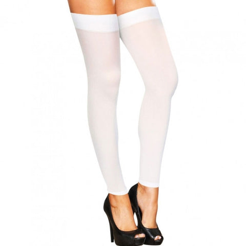 Footless Sheer Thigh High - Pole Beauties and Beasts