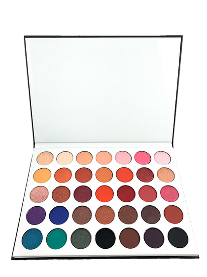 Icecream Shop High Pigment Eyeshadow Palette