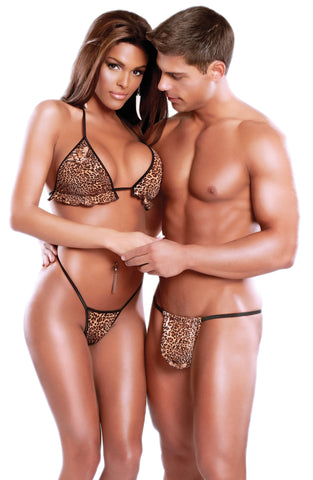 Couples Dress Up Lingerie - Pole Beauties and Beasts