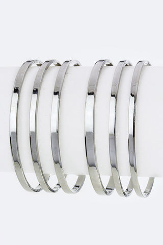 Metal Split Cuff Set - Pole Beauties and Beasts