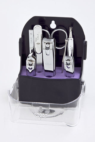 8PC Full Manicure Set - Pole Beauties and Beasts
