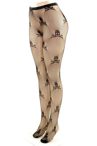 Skull Crossbone Stockings