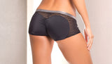 Rockstar Scrunch Back Shorts