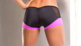 Phoenix Scrunch Back Short