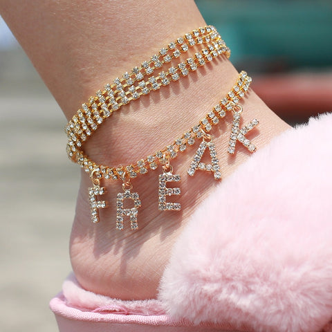 Give It To Me Anklet