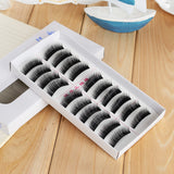 10 Pair Full Volumizing Double Magnetic Lashes