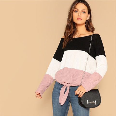 Off Shoulder Over Sized Long Sleeve Top