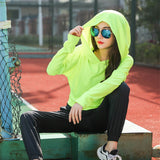 Slit Sport Hooded Tee