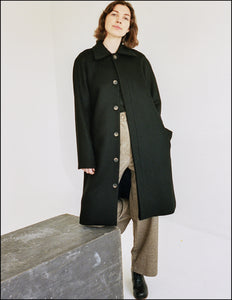 The Chance Raglan Coat