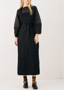 Pini Wrap Dress Midnight