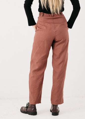 The Stellar Pant in Maple