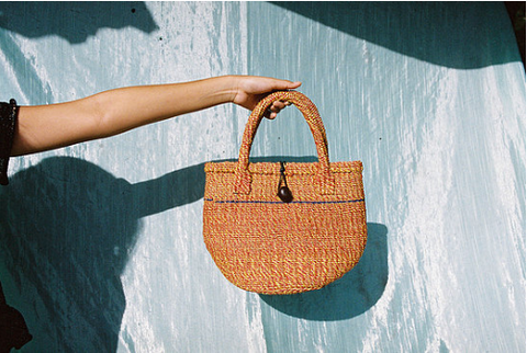 Abaca Merida Mini Bucket