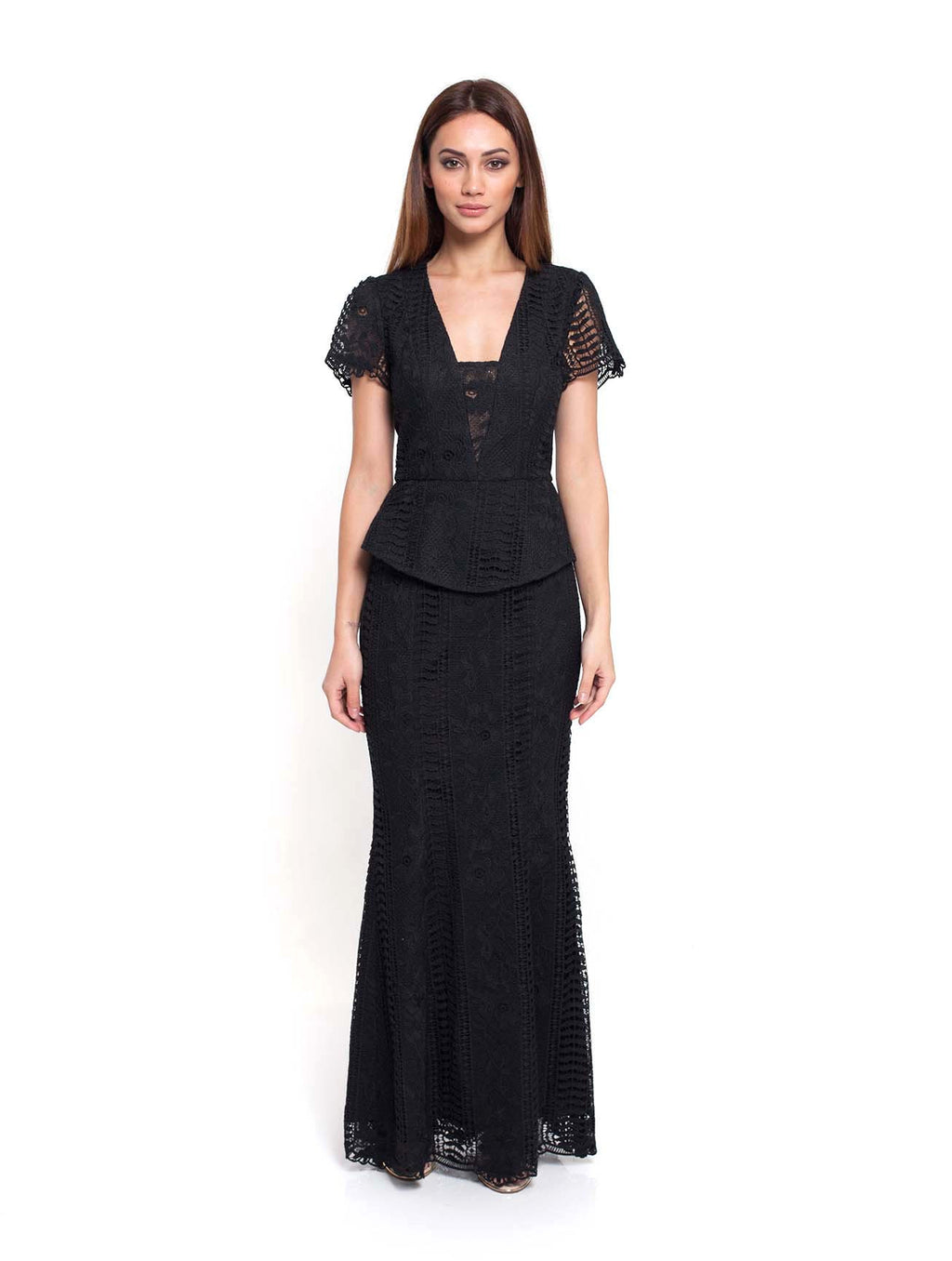Ellie Lace Maxi
