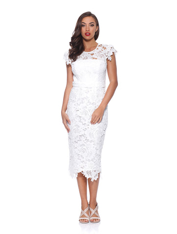 Jolie Lace Dress