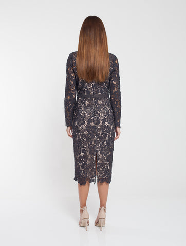 Lila Long Sleeve Dress