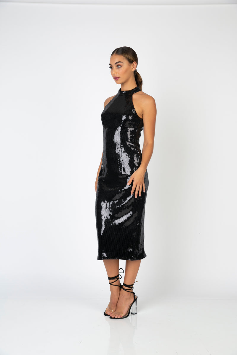 Fantasy Halter Dress