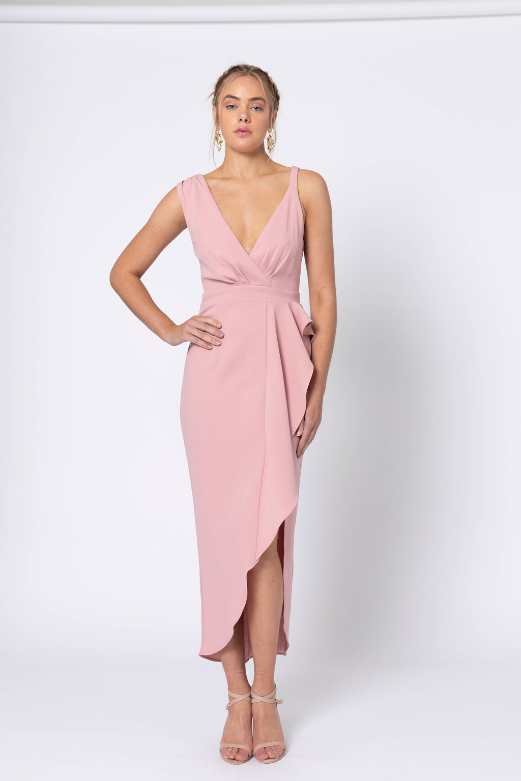 Besos Hale Dress