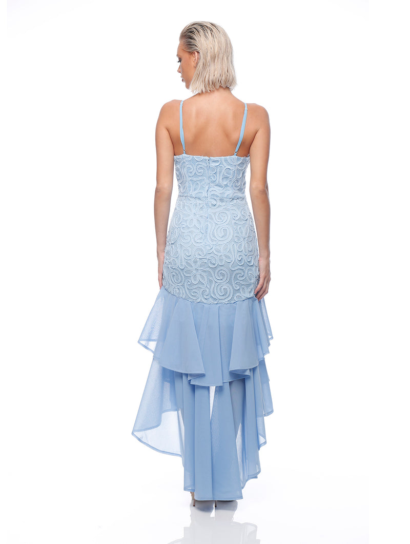 Enthralled Frill Maxi