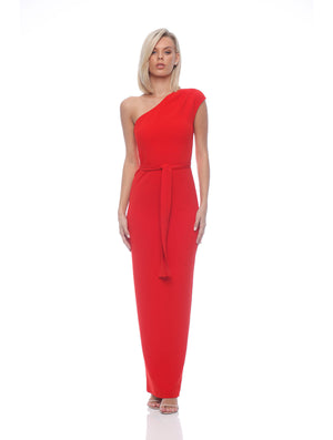Scarlett One Shoulder Maxi