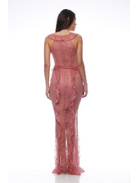 Dentelle Mermaid Maxi