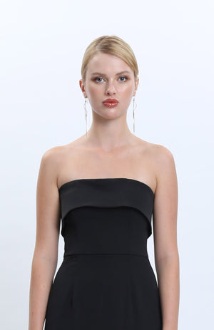 Mystic Strapless Dress