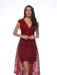 Élise Overlay Dress